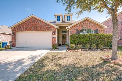Forney Single Family Home For Sale: 1106 Mount Olive Lane