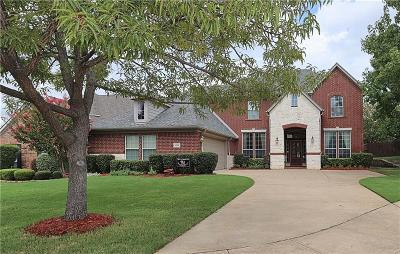 Flower Mound Single Family Home For Sale: 4112 Teaberry Court