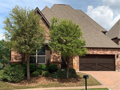 North Richland Hills Single Family Home Active Option Contract: 8417 Town Walk Drive