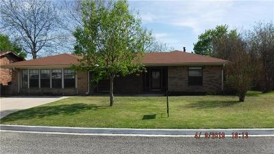 Montague County Single Family Home For Sale: 1503 Linda Street