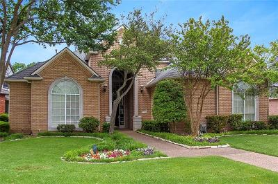 Collin County Single Family Home For Sale: 5327 Willow Wood Lane