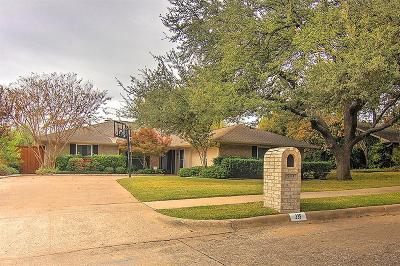 Richardson Single Family Home For Sale: 339 Ridgebriar Drive