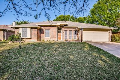Keller Single Family Home Active Option Contract: 692 Pryor Court N