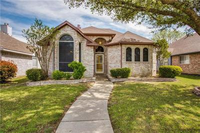 Mesquite Single Family Home For Sale: 2208 Walden Place