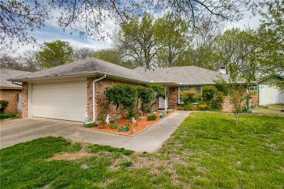 Mckinney Single Family Home For Sale: 110 Park Circle