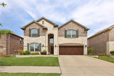 Prosper Single Family Home For Sale: 16305 Stillhouse Hollow Court
