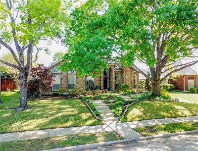 Carrollton Single Family Home For Sale: 1224 Stillwater Trail