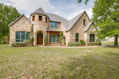 Kaufman Single Family Home For Sale: 5838 Kings Creek Drive