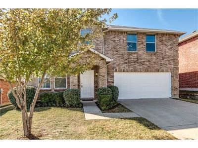Frisco Single Family Home For Sale: 13001 Vassar Drive
