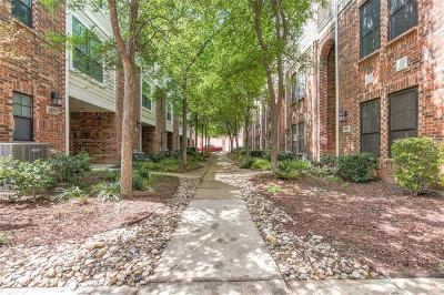 Fort Worth Townhouse For Sale: 3825 Birkdale Drive
