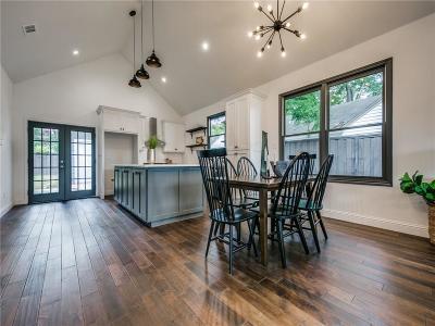 Dallas Single Family Home For Sale: 2727 Burlington Boulevard