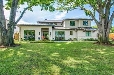 Single Family Home For Sale: 5530 Melshire Drive