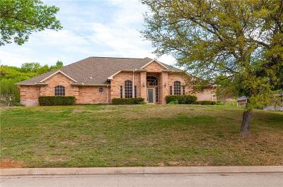 Weatherford Single Family Home For Sale: 3625 Four Trees Drive