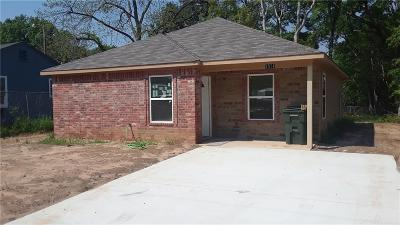 Tyler Single Family Home For Sale: 1814 N Ross