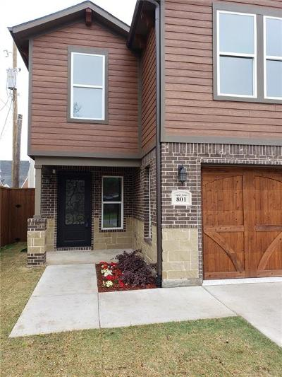 Irving Multi Family Home For Sale: 805 N Nursery Road
