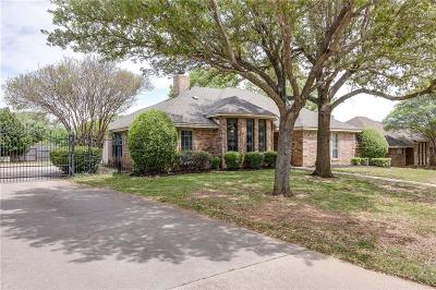 Grapevine Single Family Home For Sale: 2924 Scenic Drive