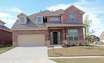 Mckinney Single Family Home For Sale: 10409 Galveston Place
