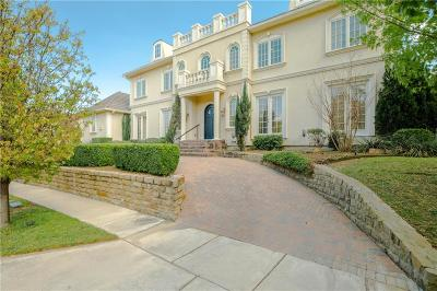 Irving Single Family Home For Sale: 4798 Byron Circle