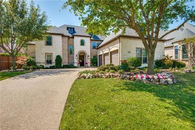 Frisco Single Family Home Active Option Contract: 3403 Crossbow Drive