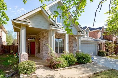 Corinth Single Family Home For Sale: 1621 Creekside Drive