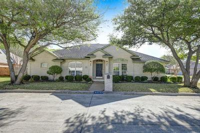 Benbrook Single Family Home Active Option Contract: 6133 Woodgarden Lane