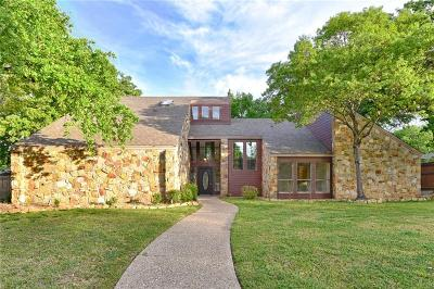Arlington Single Family Home For Sale: 6303 Waterview Drive