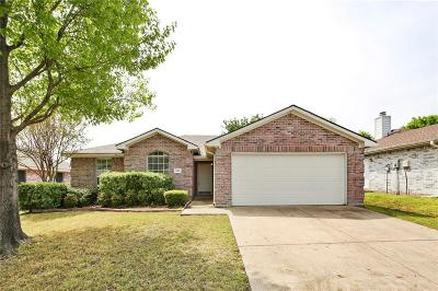 Wylie Single Family Home Active Option Contract: 306 Lake Wichita Drive