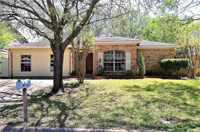 Mansfield Single Family Home Active Option Contract: 602 Dayton Road