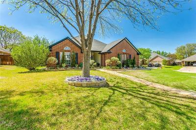 Trophy Club Single Family Home Active Option Contract: 57 Cimarron Drive