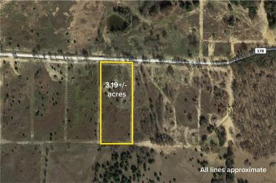 Cooke County Farm & Ranch For Sale: Lot 9 County Road 178