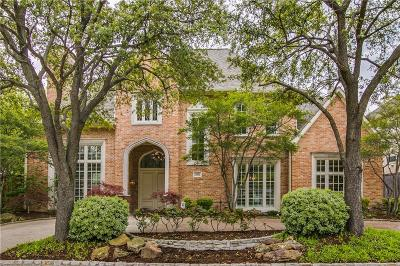 Plano Single Family Home For Sale: 1401 Eastwick Lane