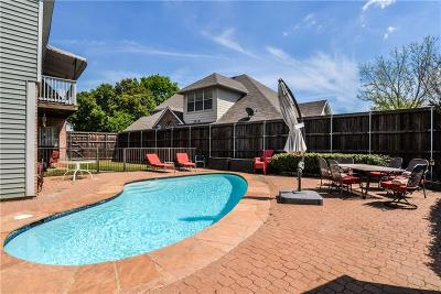 Lewisville Single Family Home For Sale: 868 Pinnacle Circle
