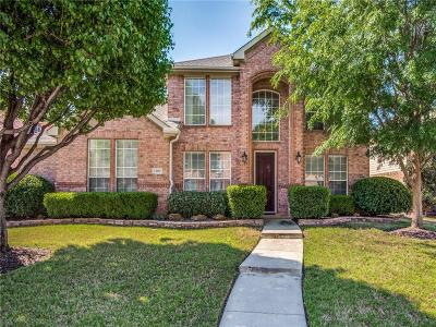 Keller Single Family Home For Sale: 1202 Mesa Trail