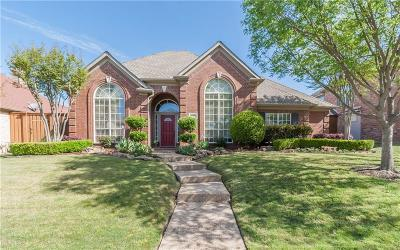 Coppell Single Family Home For Sale: 128 Wrenwood Drive