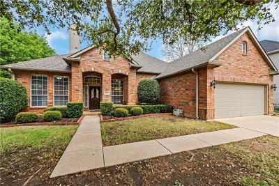 Flower Mound Single Family Home Active Option Contract: 1212 Sweetwater Lane