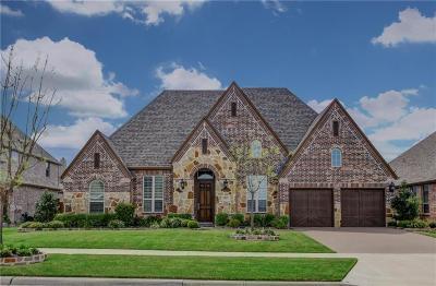 Prosper Single Family Home For Sale: 4511 Autumn Sage Drive