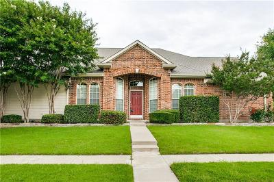 Mansfield Single Family Home For Sale: 2501 Blossom Trail