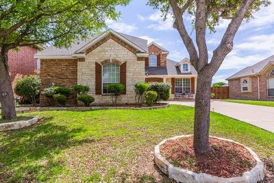 Rowlett Single Family Home For Sale: 7918 Saint Fillans Lane
