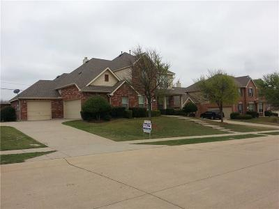 Prosper Single Family Home For Sale: 631 Table Rock Drive