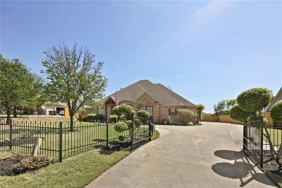 North Richland Hills Single Family Home Active Option Contract: 7212 Bursey Road