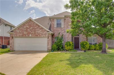 Haltom City Single Family Home For Sale: 5917 Lakeview Court