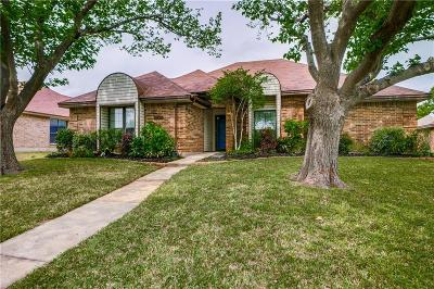Mesquite Single Family Home For Sale: 2417 Doral