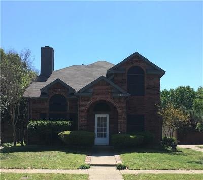 Coppell Residential Lease For Lease: 333 Leisure Lane
