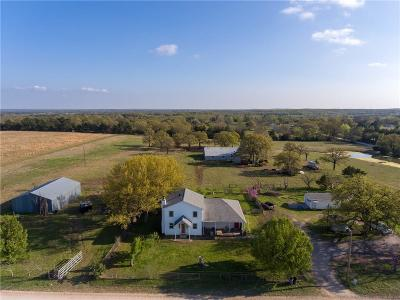 Cooke County Single Family Home For Sale: 764 County Road 147