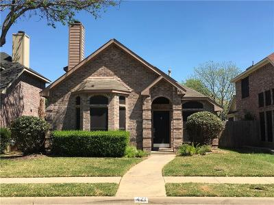 Coppell Residential Lease For Lease: 421 Leisure Lane