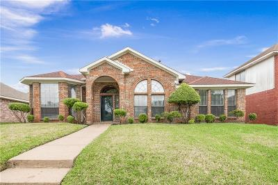 Mesquite Single Family Home For Sale: 908 Craig Drive
