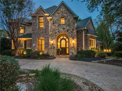 Denton County Single Family Home For Sale: 6620 Whispering Woods Court