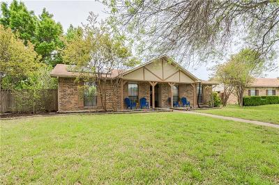 Plano Single Family Home For Sale: 1104 Jabbet Circle