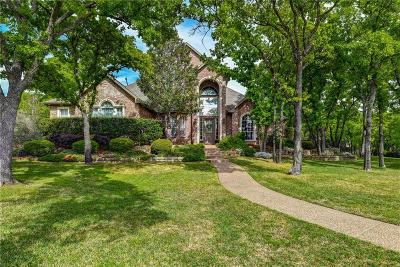 Denton County Single Family Home For Sale: 3200 Oak Crest Drive