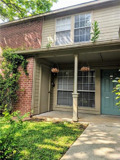 Fort Worth Condo For Sale: 1418 Meadowood Village Drive